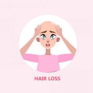 【 脱毛 】抗がん剤治療から1ヶ月後の毛の生え具合
