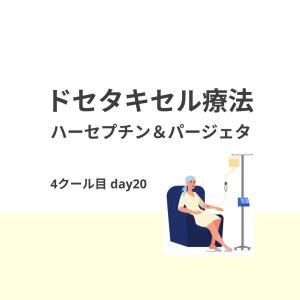【ドセハーパー4-20 】抗がん剤の副作用「爪」