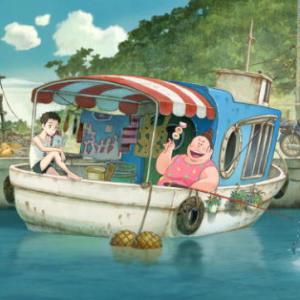 漁港の肉子ちゃんの漁港はどこにある
