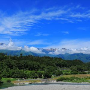 中沢から駒ケ岳