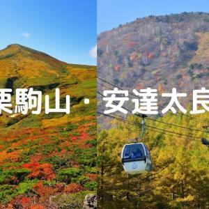 【栗駒山・安達太良山(準備編)】「大人の休日倶楽部パス」を使って、紅葉に染まる東北の山へ
