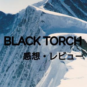 【完結済漫画】打ち切られた名作「BLACK TORCH」|感想・レビューを語っていく。