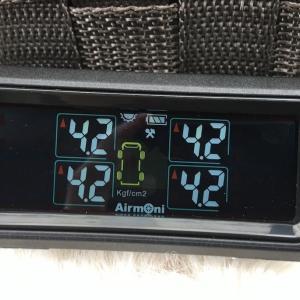 キャンピングカーだからエアモニ 4で見える化の安全対策をして効果を実感