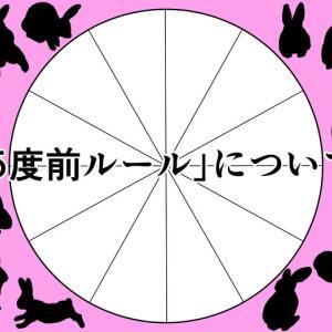 【占星術・ホロスコープ】ハウス理論の5度前ルールについて