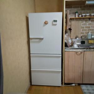 AQUA(アクア)の冷蔵庫(AQUA-27J)~15年以上使っている冷蔵庫の買い替え~