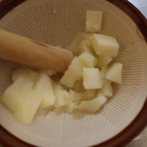 手作り離乳食②