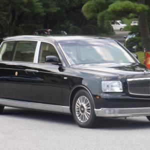 天皇陛下が乗車するお車にもナンバープレートはあるのか!?