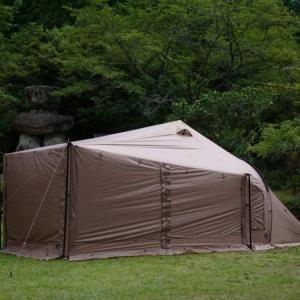 ヴァルテント2ラーテルワークス【コスパ最強テントのさらなる進化】