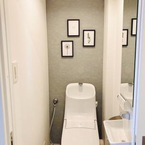 我が家のトイレはまさかの給食センター基準!?