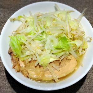 お取り寄せラーメン『menjoy』で次郎系を注文!トップクラスの美味さ!