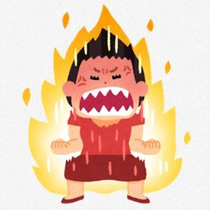 「怒らない」に違和感( ´△`)