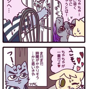 【うちの愛しにゃんこ】50話:ちゃちゃ妹登場!