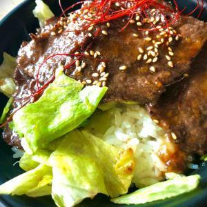 七飯町の道の駅なないろ・ななえ「峠下テラス」にて 限定販売中の牛肉丼をキメてきました