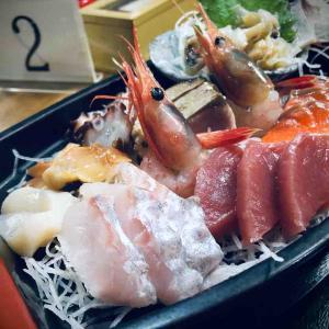 八雲町にある「ドライブハウス金太郎」さんにて 魚介パラダイスをキメてきました