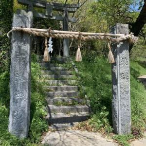雉琴神社跡地(?)