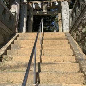 熊野神社(糸島市二丈田中)