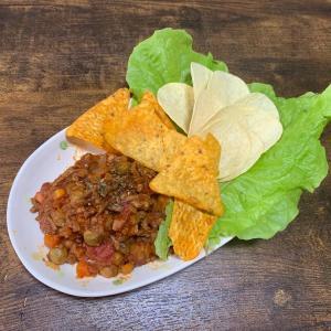 【おうちレシピ:チリコンカン】家でメキシコ料理なんてどうでしょう?