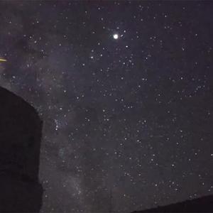 2021年6月地球さんの夜空イベント ♫♫♫