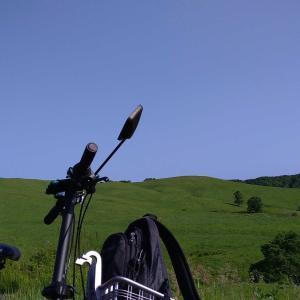 コロナ禍でも、サイクリングで爽快な気分。😊