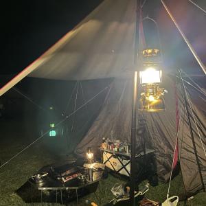 【2stステージ】2回目のファミリーキャンプも極寒キャンプ