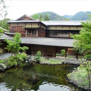 庭と建築、食事が見事な「笹屋ホテル」に泊まりました。
