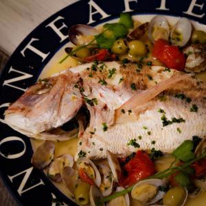 今が旬!「アサリと鯛のアクアパッツァ」美味しく作る3つのポイント