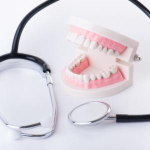 歯のブリッジ治療 型どり