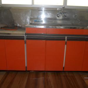 キッチンををカッティングシートでかんたんDIY。
