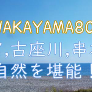 WAKAYAMA800 に挑戦!紀南エリア① 新宮~串本
