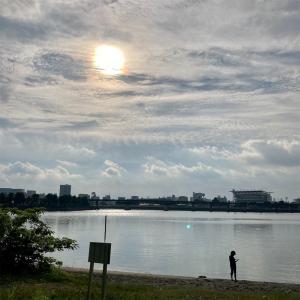 夏のオススメ夕涼みスポット『夕やけなぎさ』(大井ふ頭中央海浜公園)