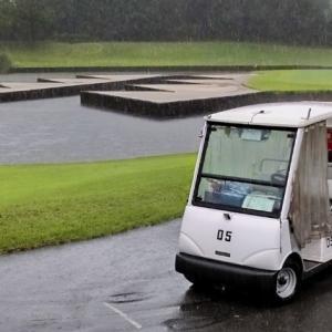 現在のゴルフの状況