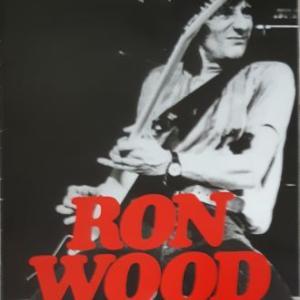 「R.Wood って、Stones 顔してるよな」