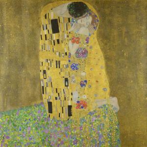 ・ クリムトの傑作 「アデーレ・ブロッホ-バウアーの肖像I」に纏わるお話