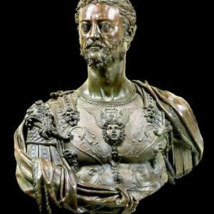 ・ コジモ1世メディチの胸像の新発見 と、 ニューヨークでのメディチ家展