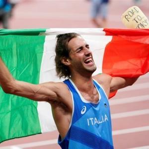 ・ オリンピック100m男子 イタリア人快勝!! イタリア陸上界に怪物登場!!