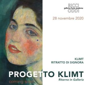 ・ イタリアにある3枚のクリムトの絵の1枚 「婦人の肖像」の逸話 あれこれ!
