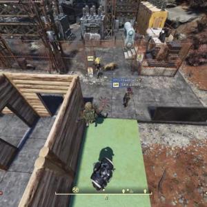 あぶねw仲良し3人組がいたので襲った最初の話【 Fallout76 フォールアウト76 レイダープレイ 】