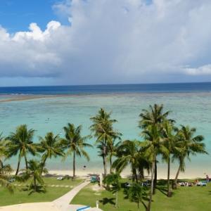 思い出の旅:グアム島に行きたいな。