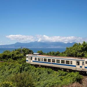 熊本地区を走るJR九州の観光列車、「撮り鉄」&「乗り鉄」旅 -前編-