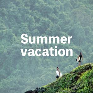 夏休みのおしらせ 8/7 ~ 8/16 までお休みです。
