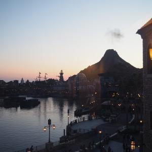 【ミラコスタ】ハーバービューの部屋の2人分の値段や景色、レストランを解説