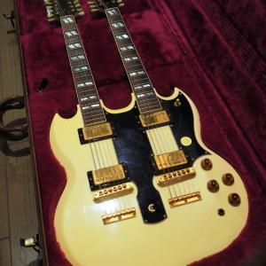 【機材紹介】レアなJohn English作製のマスタービルダーモデルも!?所有ギターを紹介します