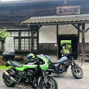 2021夏の九州ツーリング 霧島〜人吉〜山都