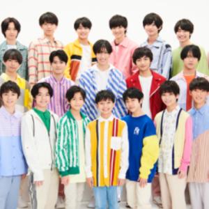 【少年忍者】メンバーの一覧を年齢順で紹介!メンバーカラー・入所日・性格も