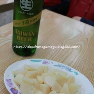 28回目の台湾旅行記 台中で安旨な台湾居酒屋といえば@阿三哥擔仔麵