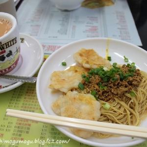 3回目のマカオ旅行記 朝から蟹味噌麺が食べられるマカオって素敵@新龍記美食