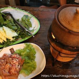 タイ旅行記 バンコク アソークでチムチュム鍋がたベ隊@Changnoi