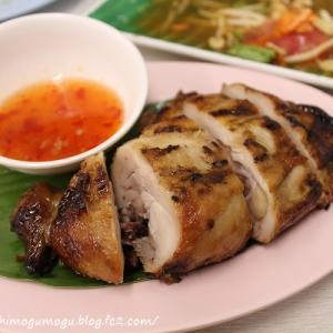 タイ旅行記 バンコク シーロムのイサーン料理屋さんHaiで最後の晩餐