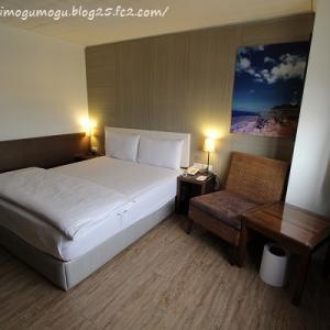 26回目の台湾旅行記 澎湖 MF Hotel PengHu澎湖和田大飯店