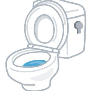 便器内を洗う時の注意点